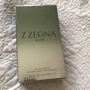 Men's Z zegna eau de toilette fragrance